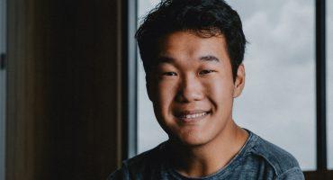 David-Jan van het programma Jongeren INC van FNO