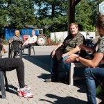 ghermay, sharon en thijs: jongvolwassenen van team geestkracht