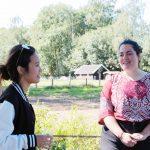 eva en nihal: jongvolwassenen van team geestkracht